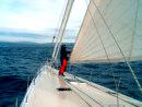 Клуб морских путешествеников. Яхта.